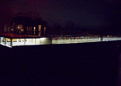 metra@night